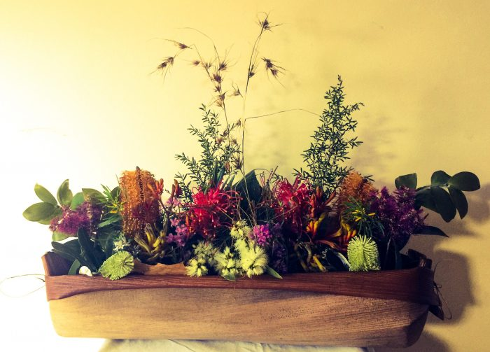 Native Flower Arrangement, Greenwood Flora, unique gifts